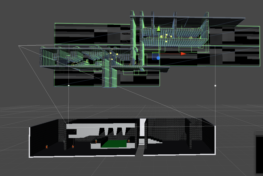 Space mutiny by pixel glitch pixelglitch on game jolt for Unity 3d room design