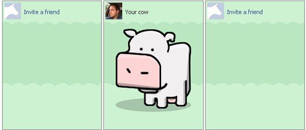 click cows