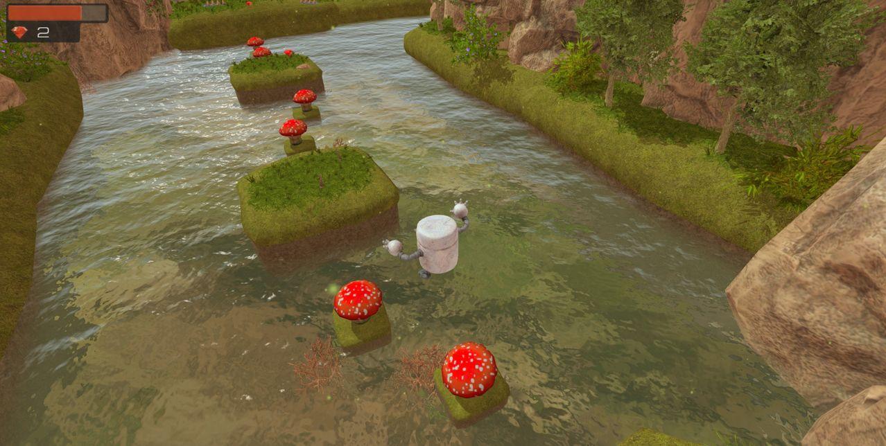 Devlog for Scrap Garden Demo on Game Jolt