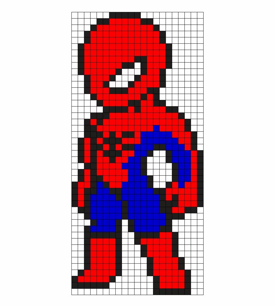 ресниц картинки как нарисовать человека паука по клеточкам были выведены путем