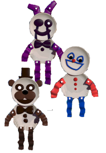 The Poster Dilemma - 1000 Rooms at Spooky's - A SHoJ FNaF mod! by