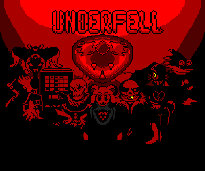 Still Here! + More Updates - Underfell - By Team Colossus by Team