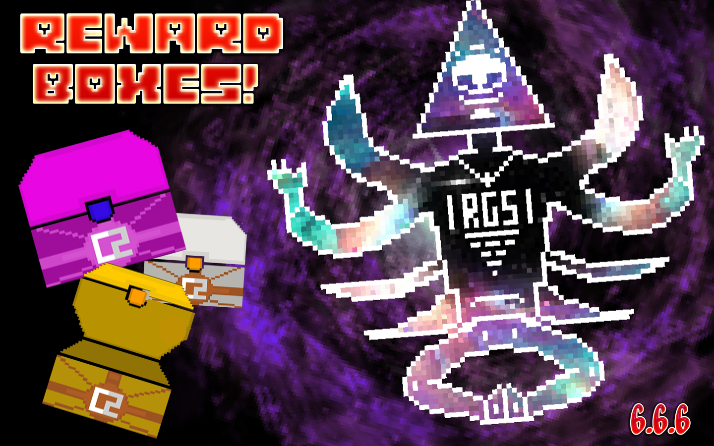 Update 6 6 6 - THE CORRUPTION UPDATE! - Clickertale 2