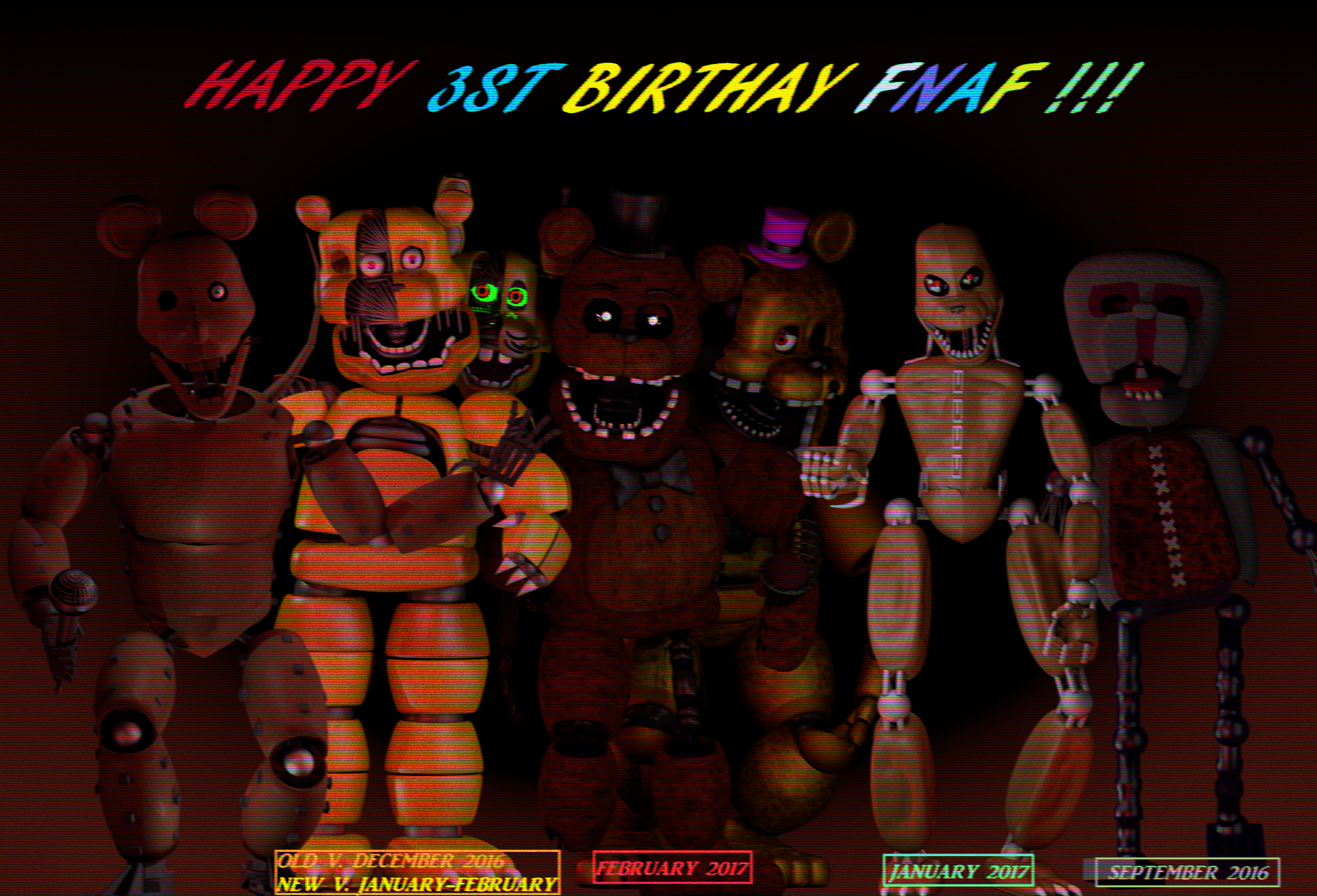 Horror multiplayer retro survival fangame fnaf view all - As I Did Many Games Before This I Have Decided To Put Many Old Games Of Mine The Ones I Enjoy Doing Finally Canceled Or Replaced Well I Will Put You