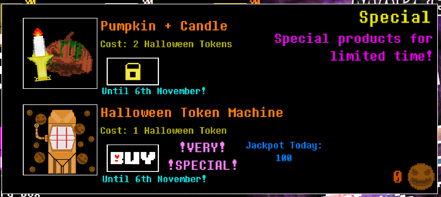 Patch 7 0 1 + Halloween Event Started! - Clickertale 2