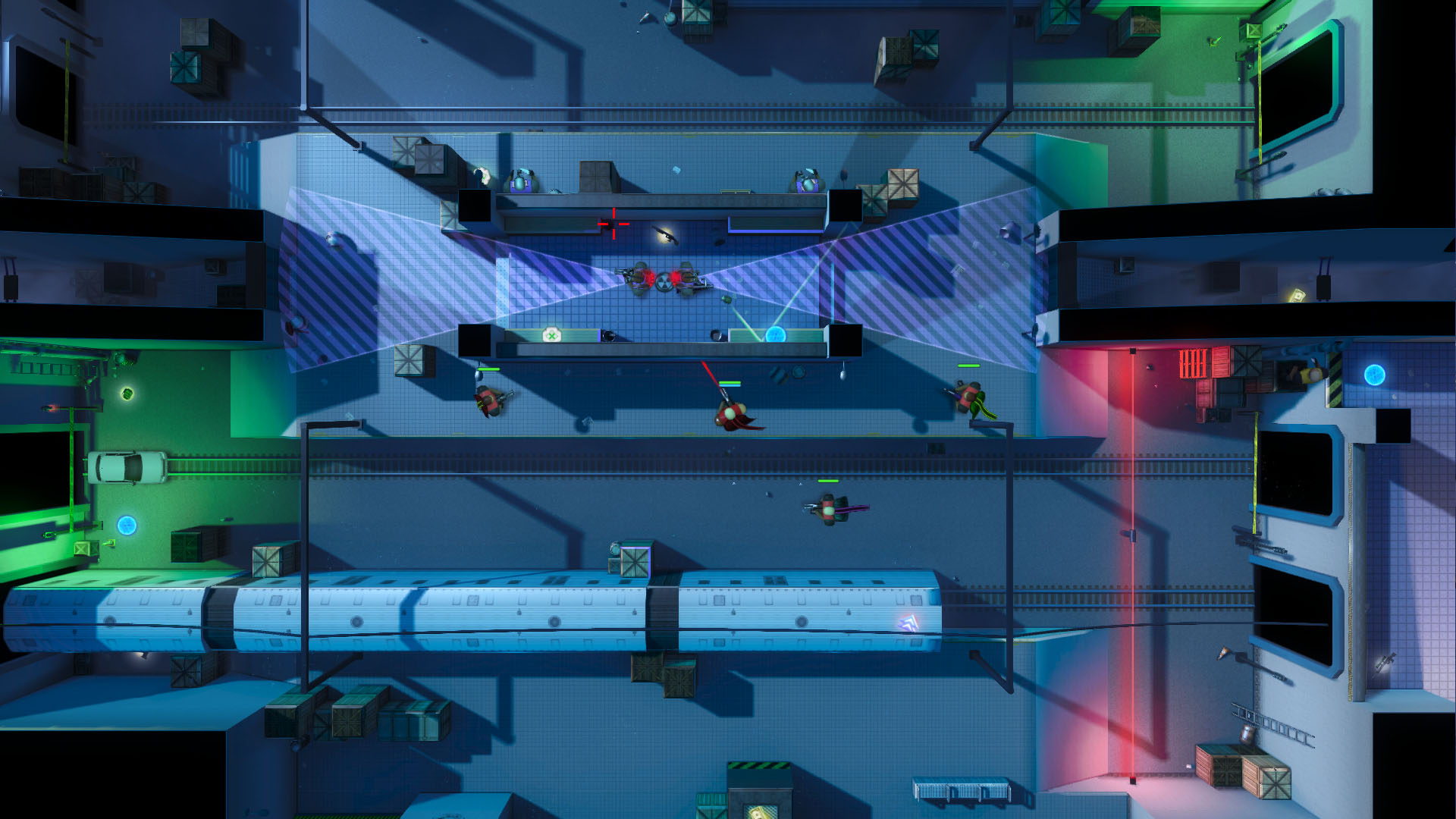How Strong Should Bots Be? - Geneshift by Nik Nak Studios