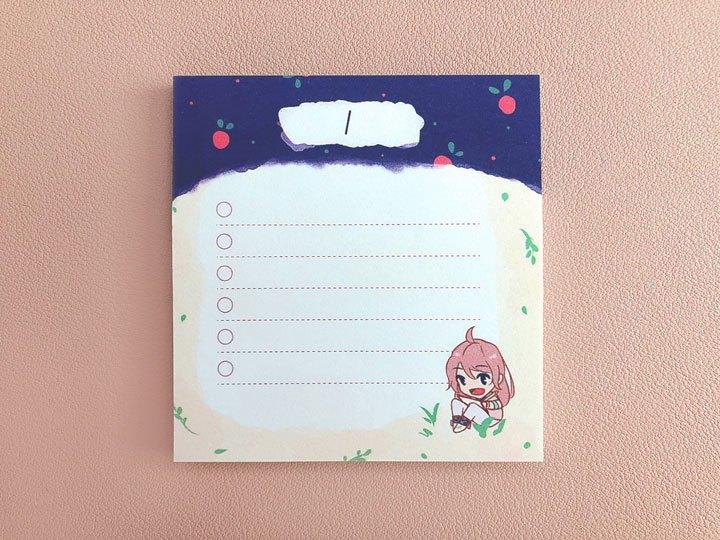 Image of sticky notes
