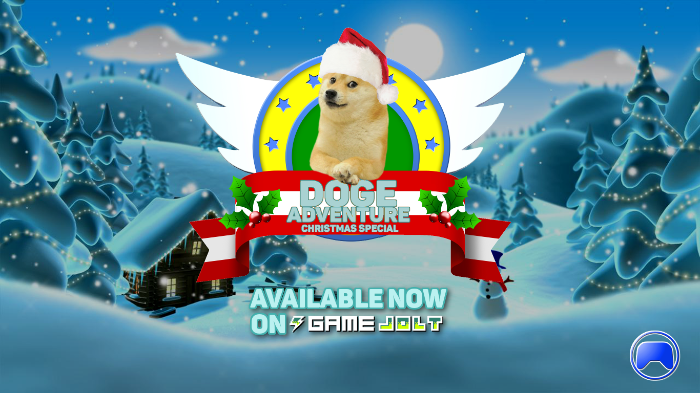 Doge Adventure Christmas Special by WildShibe Games (@WildShibeGames ...