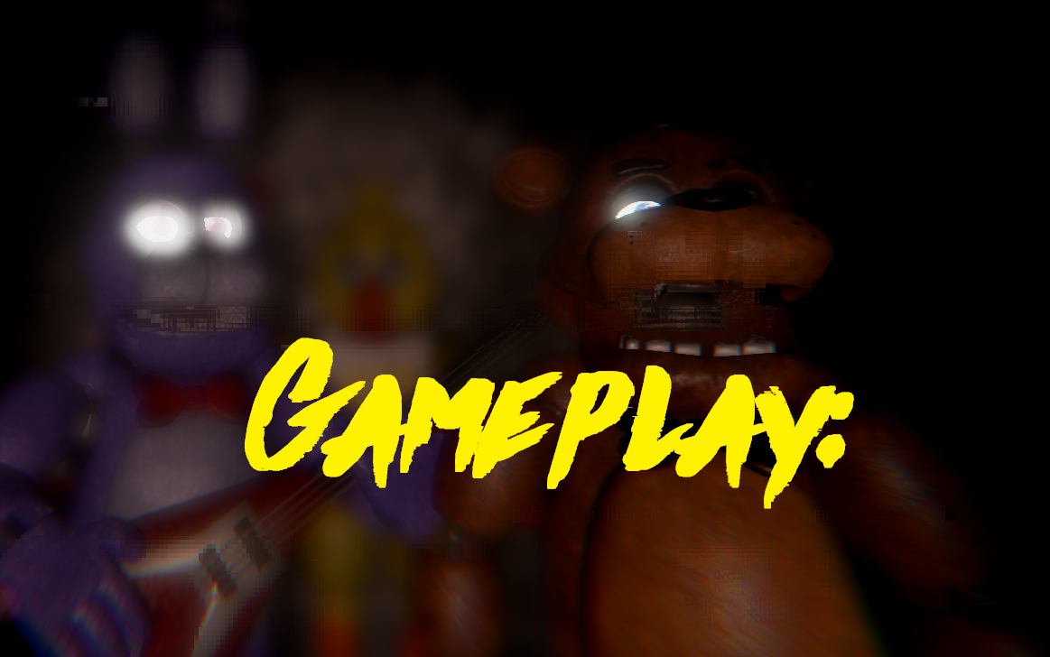 Horror multiplayer retro survival fangame fnaf view all - You Are The Night Guard From Freddy Fazbear Pizzeria You Must Survive Until 6 Am And Five Nights In The Dark With Freddy And Bonnie And Chica Foxy