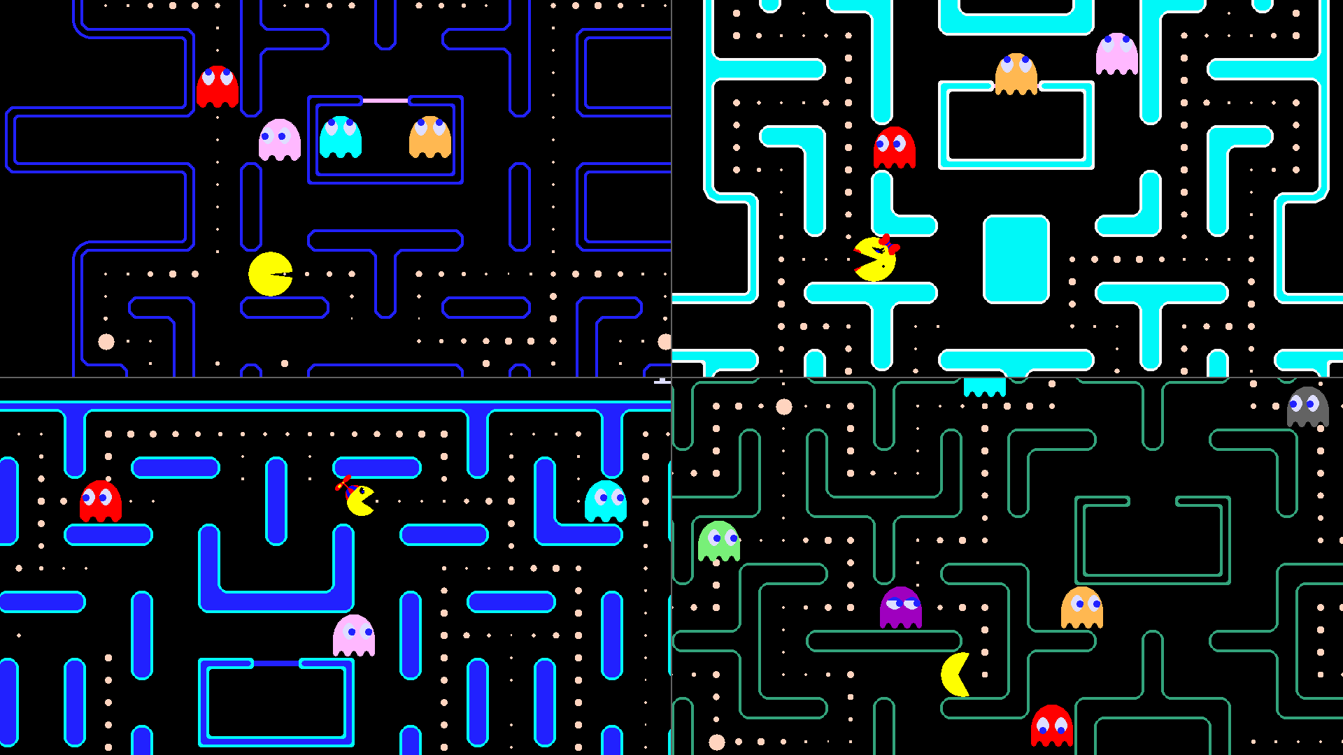 Pacman apk android, pc et ios