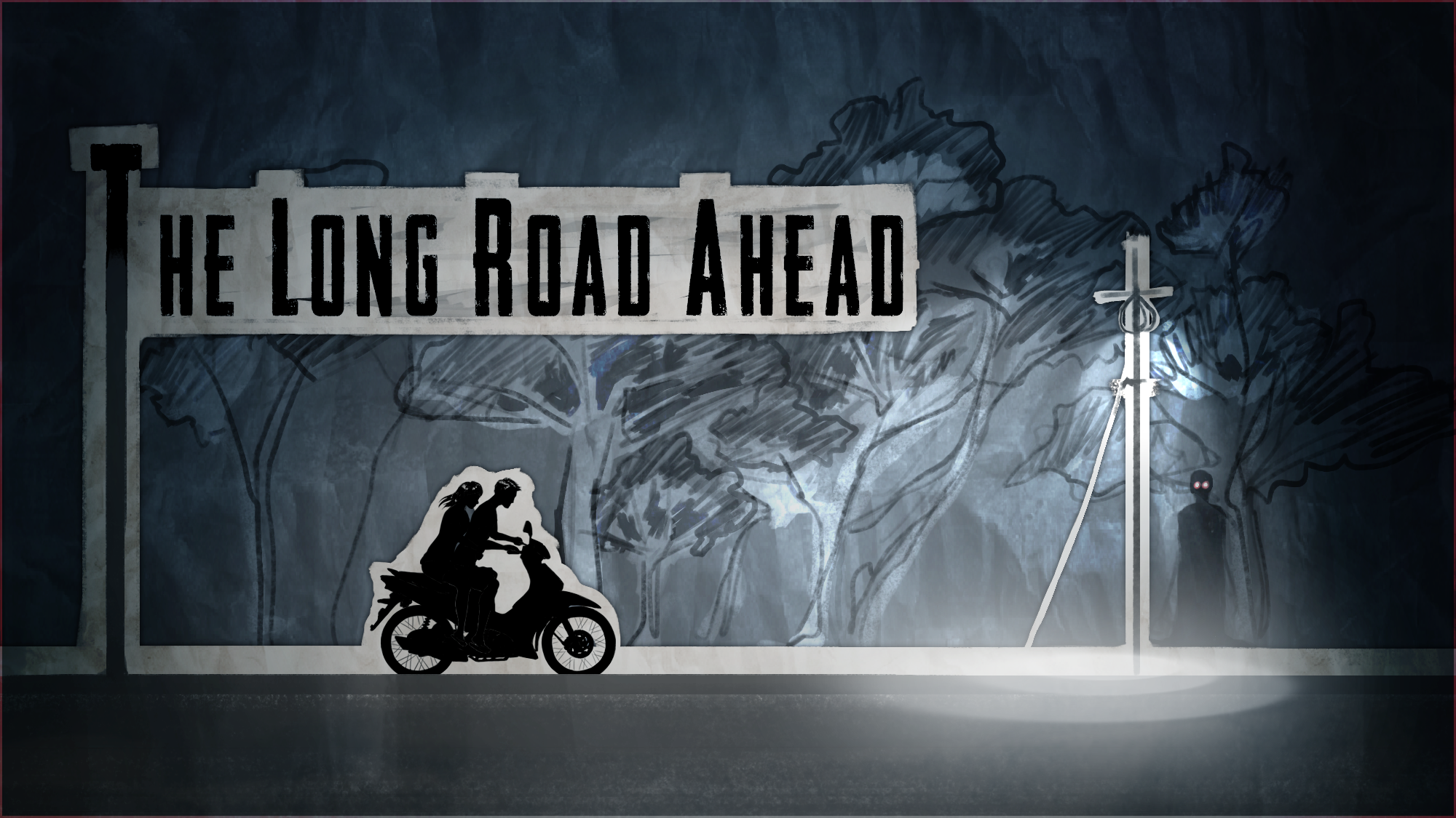Short Creepy Tales The Long Road Ahead By Cellar Vault Games