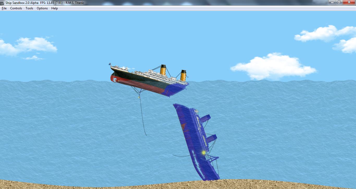 Floating Sandbox by Gabriele Giuseppini - Game Jolt