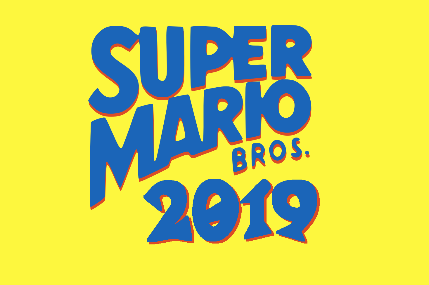 Super Mario Bros  2019 by KaloyGames - Game Jolt