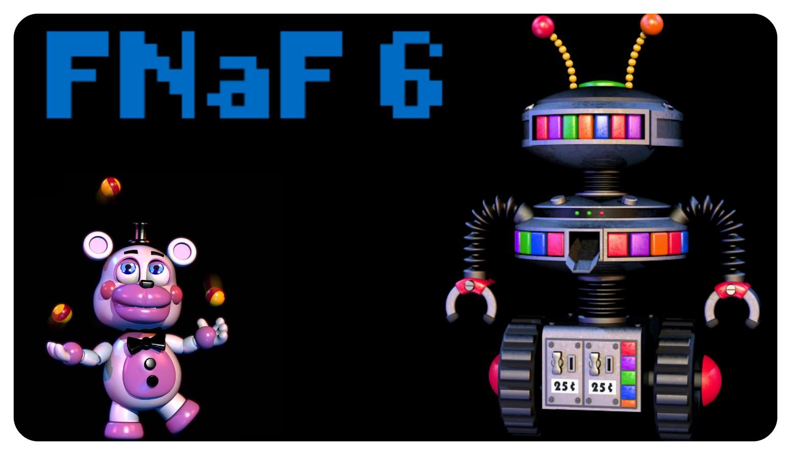 FNaF 6 Android by MrBoom1 - Game Jolt